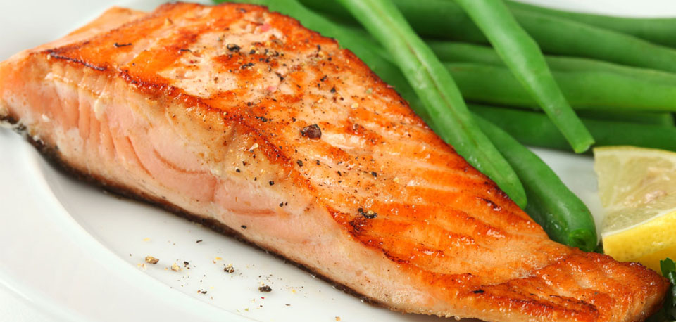 image of salmon