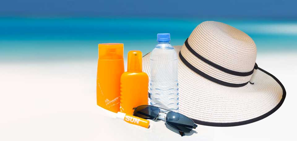 sun safety products