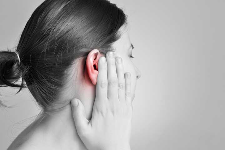 image of ear ache